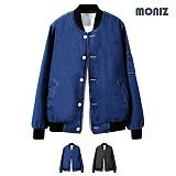 [모니즈] MONIZ  블루종 청자켓 JKD041
