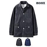 [모니즈] MONIZ  생지 워크 청자켓 JKD039
