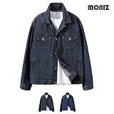 [모니즈] MONIZ  루즈 청자켓 JKD037