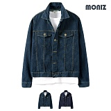 [모니즈] MONIZ  레이트 청자켓 JKD035
