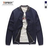 [탑보이] TOPBOY - 심플 데일리 블루종(DB048)