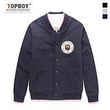 [탑보이] TOPBOY - 뉴욕 05패치 야구점퍼(NW057)