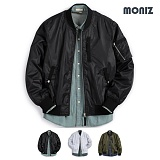 [모니즈] MONIZ  테이핑 항공점퍼 BJP283