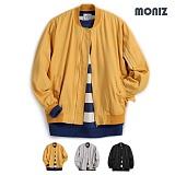 [모니즈] MONIZ  오버핏 컨버스 블루종 BJP274