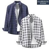 [해리슨] HARRSION 지프 셔츠 DE1246