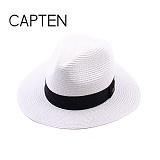 CAP10 - BK TAPE 평챙 WHITE(WH57)
