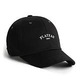 [플래토] PLATEAU - 17 CLASSIC 1982 CAP BLACK 볼캡 야구모자
