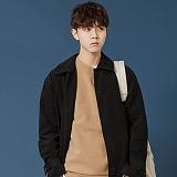 (주우재 착용)[시에스타] SIESTA - SINGLE COAT [BLACK] 싱글코트 자켓