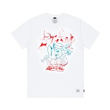 STIGMA - RABBIT T-SHIRTS WHITE 반팔티셔츠 라운드넥