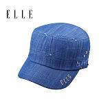 CAP10 - 엘르 프랑스 큐빅 기병모 BLUE(BL57)