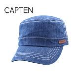 [캡텐] CAP10 청지 퀄팅 기병모 BLUE(BL57)