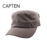 [캡텐] CAP10 뒷변 주머니 D링 포인트 기병모 KHAKI(KH57)