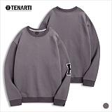 [테너티] 남녀공용 소매H 맨투맨 (T037)