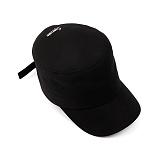 [슈퍼비젼]supervision - SV BASIC MILITARY CAP BLACK - POP 군모 모자
