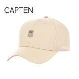 [캡텐] CAP10 2라인 박스 야구캡 BEIGE(BE57)