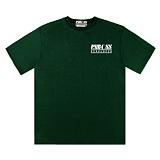 [PilBOSS] 필보스 17 S/S SMALL LOGO 반팔티셔츠 초록 P322