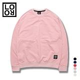 [로로팝] MINI JJURI OVER FIT MTM(6color) 오버핏 맨투맨 크루넥 스��셔츠