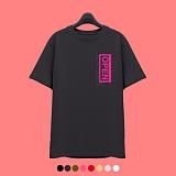 [superlative] 슈퍼레이티브 [SST196] OPEN 반팔 티셔츠 - 반팔 티셔츠 - 8컬러