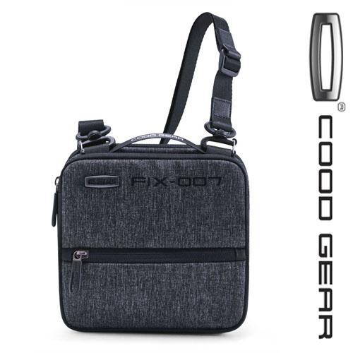 [쿠드기어]COODGEAR - FIX 007 SHOULDER(GREY) 숄더백 크로스백