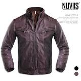 [뉴비스] NUVIIS - 투포켓 라인 라이더 자켓 (KT021JK)