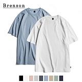 [1+1]브렌슨 - 루즈핏 프리미엄 코튼 티셔츠 9컬러