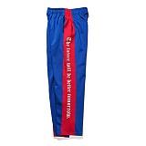[비에스래빗] Modern Line track pants_Blue 사이드라인팬츠 레터링팬츠 긴바지