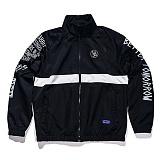 [비에스래빗] Crush track jacket_Black 트랙자켓 점퍼