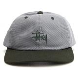[스투시] STUSSY MINI HOUNDSTOOTH CAP (GREEN) [131675-GREN]
