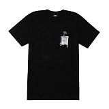 [스투시] STUSSY ESC TEE (BLACK) [1904010-BLAC]