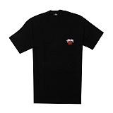 [스투시] STUSSY CALI ROSE TEE (BLACK) [1904005-BLAC]