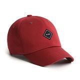 [플래토] PLATEAU - SQ LOGO CAP_RED