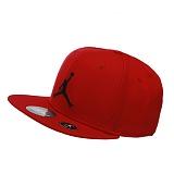 [NIKE]나이키 조던 모자 뉴에라 스냅백 619359 695 레드 NIKE CAPA _정품 국내배송