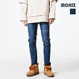 [모니즈] MONIZ  밴딩 컷팅진 PDN262