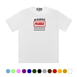 [PilBOSS] 필보스 17 S/S WARRING CENTER LOGO WHITE 반팔티셔츠 (13COLOR) PX3