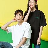[모니즈] 10수 피자 반팔 티셔츠 (3color) TSB001