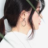 [러쉬오프] RUSHOFF Urban Classical Earring (92.5) / 얼반 클래지컬 귀걸이 (은침)