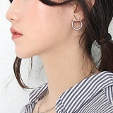 [러쉬오프] RUSHOFF Only Youth Earring / 온리 유스 귀걸이
