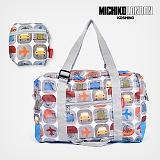 [미치코런던] MICHIKO LONDON - 폴딩형 보스턴백 World Travel MCX-33715 (MCD-33715)