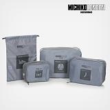 미치코런던 - 다용도 이너파우치 4종세트 POUCH MAX-35401