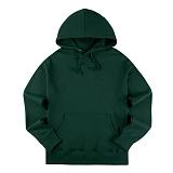 [티아즈] Teeaz - 3 Layer Zzury Hoodie (Dark Green) 후디 무지 후드 티셔츠