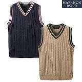 [해리슨] HARRSION 스마트 꽈베기 조끼 MT1439