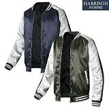 [해리슨] HARRSION 무지 스카쟌 자켓 SM1034