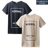 [해리슨] HARRSION 노멀박스반팔R  NTC1160