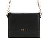 [페넥]FENNEC Fennec Box Wallet 001 Black 박스지갑 미니백