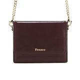 [페넥]FENNEC Fennec Box Wallet 002 Wine 박스지갑 미니백