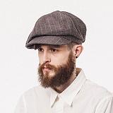 와일드브릭스 - CT NEWS BOY CAP (light grey) 뉴스보이캡 빵모자