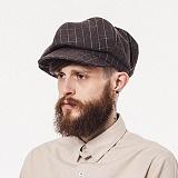 와일드브릭스 - CT NEWS BOY CAP (dark grey) 뉴스보이캡 빵모자