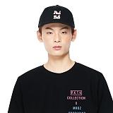 마실러 - PKTK CAP Black 볼캡