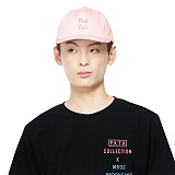 마실러 - PKTK CAP Pink 볼캡