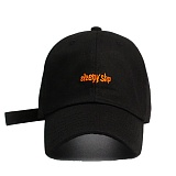 [슬리피슬립]SLEEPYSLIP - [unisex]#2 SIGNATURE BLACK BALL CAP  볼캡 야구모자